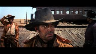 Once Upon A Time In The West - Trailer