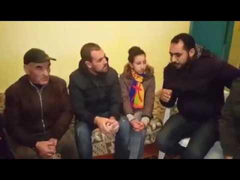 عائلات شهداء 20 فبراير بالحسيمة ترد على الصبار