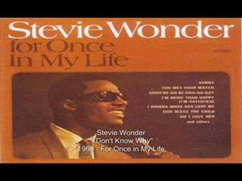 ... stevie wonder nu luisteren 04 03 it ain t no use artiest stevie wonder