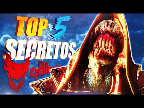 5 Cosas Que NO Sabías de Der Eisendrache / Secretos de Black Ops 3 Zombies (Top 5)