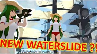 [School Girls Simulator] NEW WATERSLIDE & WATER GUN ADDITION!!! [UPDATE 11.11.2018]