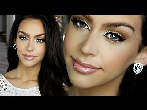 Full Face Wedding Makeup Suggestions : Bridal Makeup Tutorial LONG LASTING FULL Face - YouTube