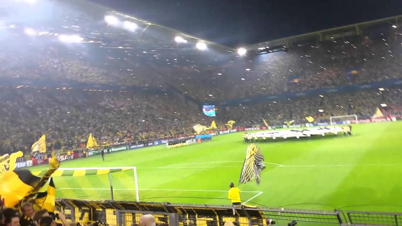 Bvb Champions Champions League Beginn Bvb vs