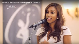 The Next Miss Universe Malaysia 2016 | Voice it Out!