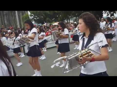 desfile 15 9 2014 cartago costa Rica wilbeth SL