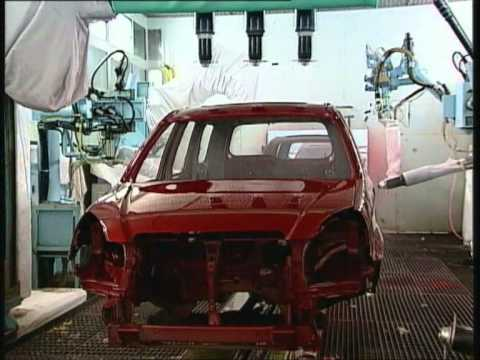 Honda Factory at Swindon Part 2