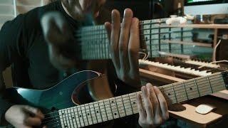 FALLUJAH Brian James - Adrenaline (Guitar Playthrough)