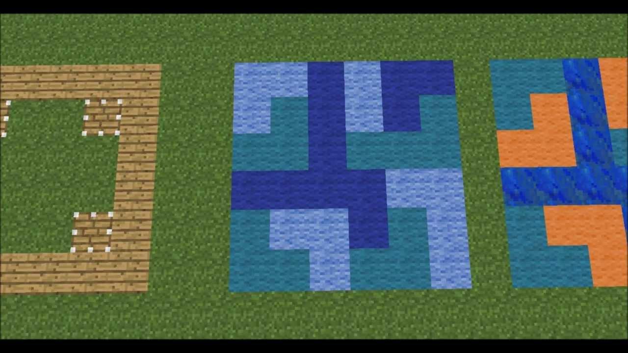 Minecraft FloorBlock Patterns Default Faithfull 32x32 YouTube
