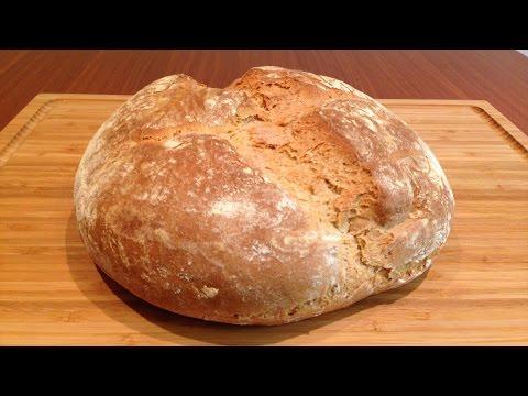Пшенично - ржаной хлеб на дрожжах
