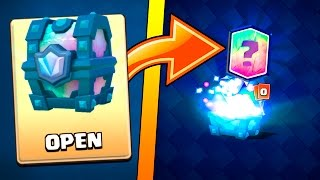 GIVE ME THAT LEGENDARY! :: Clash Royale :: LEGENDARY CHEST OPENING