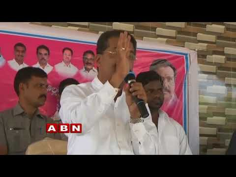 TRS Leader Shivakumar Reddy Likely To Join T Congress   Mahbubnagar   Inside