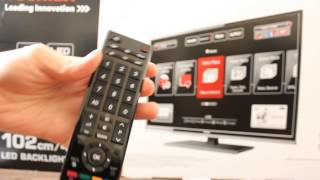 "01. Toshiba 40"" Full HD Backlit LED TV 