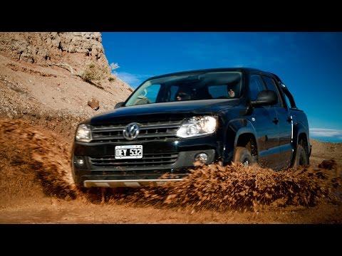 Volkswagen comercializa a la Amarok Dark Label