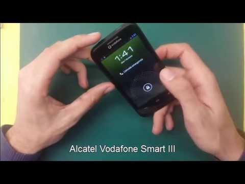Reparar Alcatel V975 Vodafone Smart 3 (Repair Vodafone Smart 3)