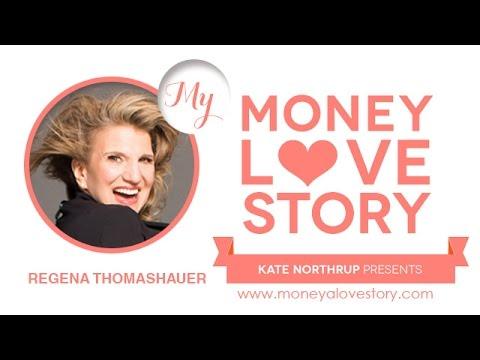 Money Love Story: Regena Thomashauer of Mama Gena's School of Womanly Arts