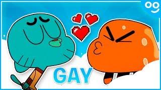 GUMBALL é meio GAY