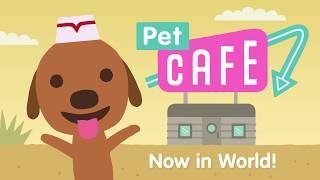 Sago Mini Pet Café – Now in World! [Official Trailer]