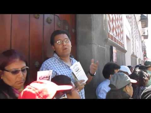 Puebla antigua, recorrido de Octubre 2014