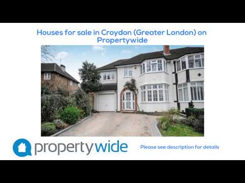 Houses for sale in Croydon (Greater London) on Propertywide