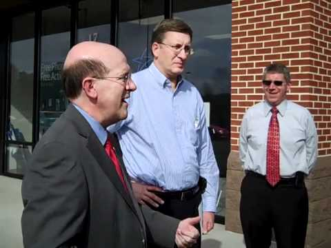 US Cellular (Marion, NC) Ribbon Cutting Ceremony