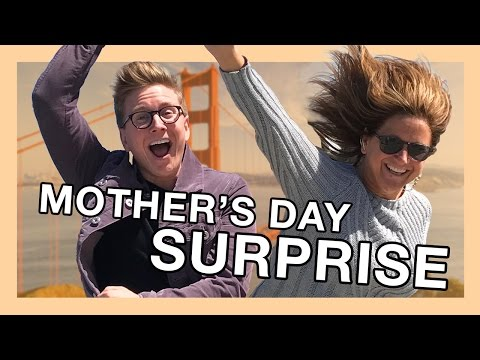 Mother's Day Surprise ft. Queen Jackie   Tyler Oakley thumbnail