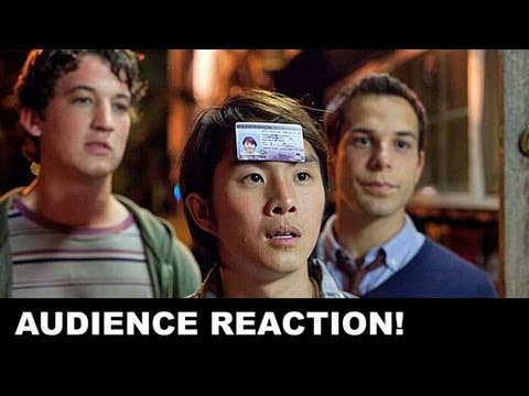 21 and Over Movie Review - Skylar Astin, Justin Chon, Miles Teller : Beyond The Trailer