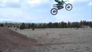 Sean Paul Freestylin Backyard Kx 250 2 Stroke