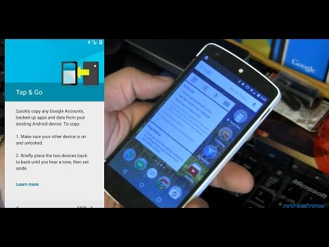 Android Lollipop on the Nexus 5: Hands on and First Impressions