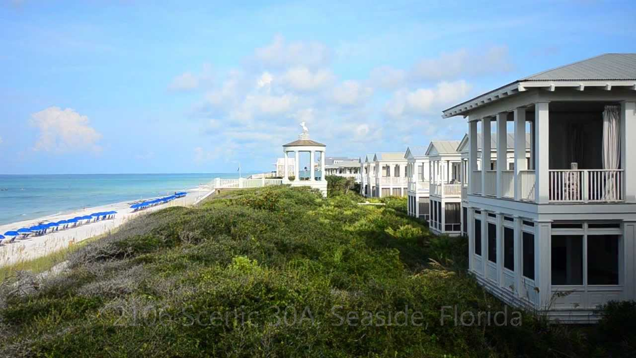 seaside florida 4br gulf front home for sale 2106 scenic