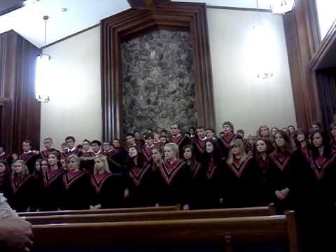 Mountain View High School Choir