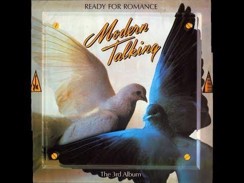 MODERN TALKING - READY FOR ROMANCE (1986) LP VINILO FULL ALBUM