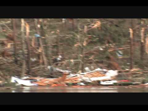 Tornadoes In Alabama