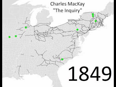 The Spread of Charles MacKay's Poem