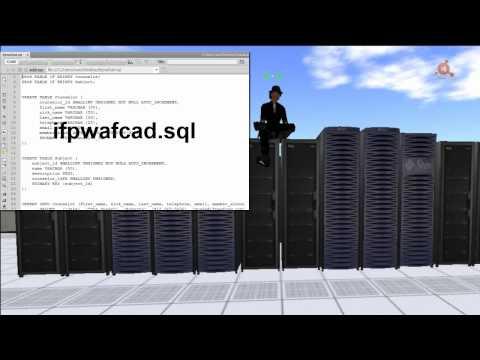 035.- Curso de Java. Crear Aplicación web enlazada a base de datos.