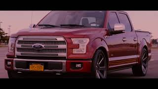 F-150 Platinum Lowered Custom Wheels