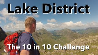 Lake District - The 10 in 10 Challenge 2014