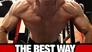 Best Way to do Pushups (FOR A BIGGER CHEST!)