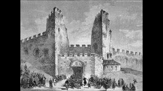 Οι πύλες του τείχους της Θεσσαλονικης - The gates of Thessaloniki walls