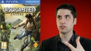 Uncharted: Golden Abyss game review