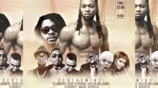 Flavour Live in Paris