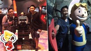 E3 Day 1 - Vlog [Electronic Entertainment Expo 2016]