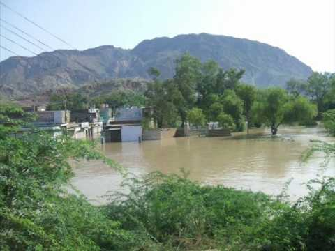 FLOOD IN KALABAGH CITY