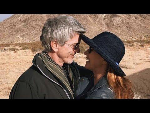 Joe Lando and Jane Sey...