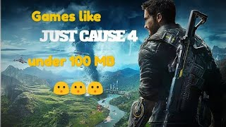 Android Games like just cause 4 | Best Android Games🤑🤑
