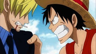 One Piece Episode of East Blue「AMV」- Beginning Again [HD]