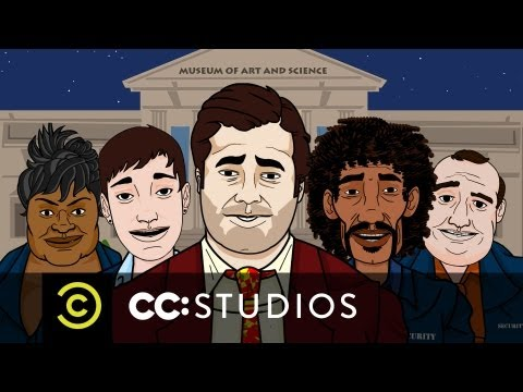 Layoff Giveaway: In Security (CC:STUDIOS & Comedy Central)