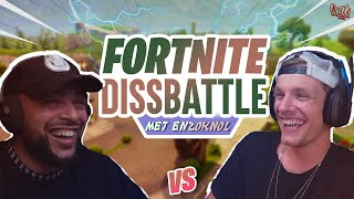 DISSEN VS ENZO - QUCEE SPEELT FORTNITE #15