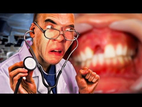 I'M A DENTIST NOW!? | Dental, Eyeball and Eardrum Surgery (FINAL)