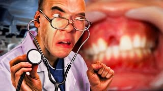 I'M A DENTIST NOW!? | Dental, Eyeball and Eardrum Surgery (FINAL)