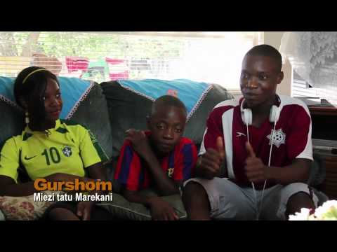 Congolese Refugees in the U.S., Swahili version